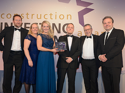BWB wins major national award for staff retention strategy