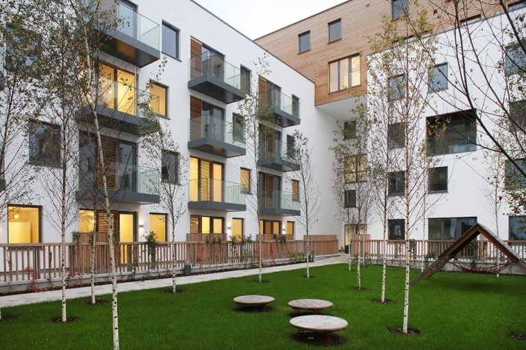Mansfield firm provides tech solutions for high profile London development