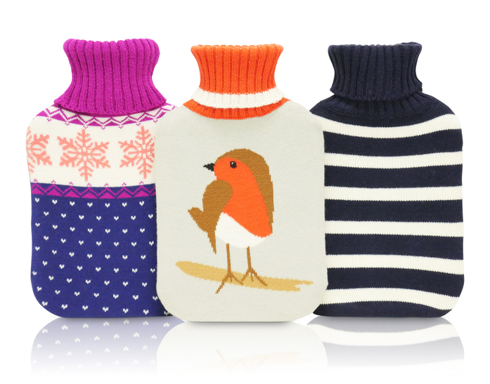 Hot water bottle cover pioneer celebrates 40 years in business
