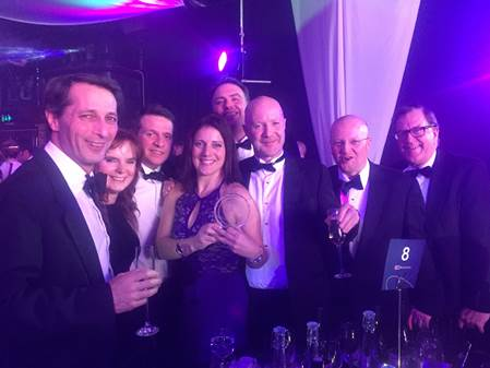 Top 50 Tax Team of the Year award goes to Mazars