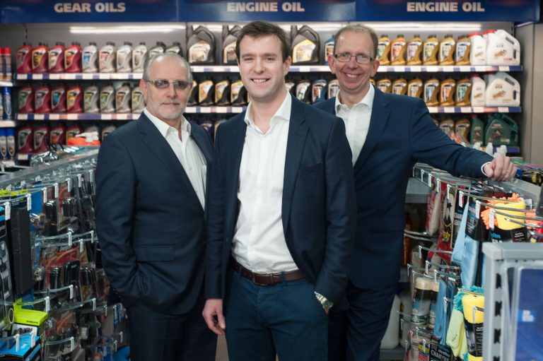 Car parts distributor boosts growth with new headquarters