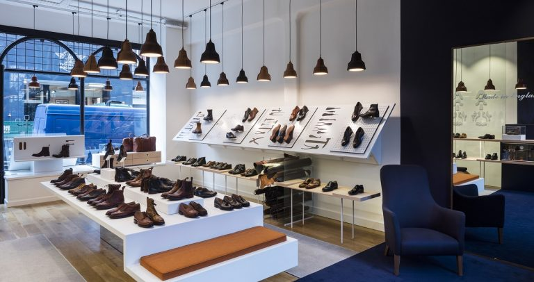 Cheaney opens fifth London store