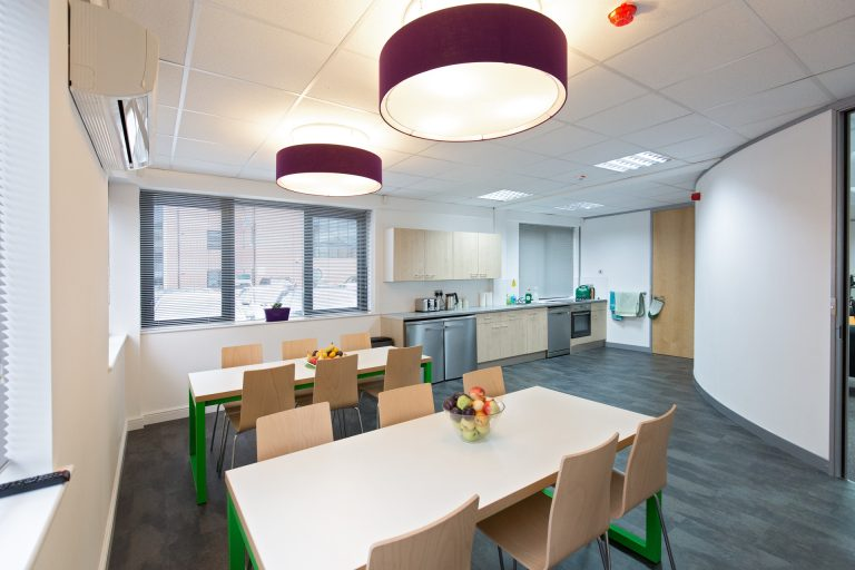Office refurb for growing tech firm