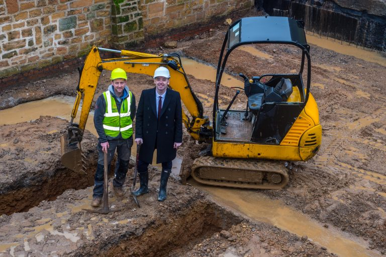 Cockliffe Country House breaks ground on development plan