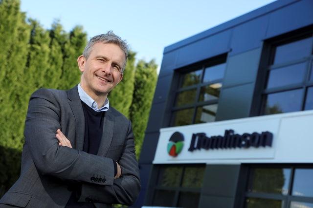 J Tomlinson completes Beeston office overhaul