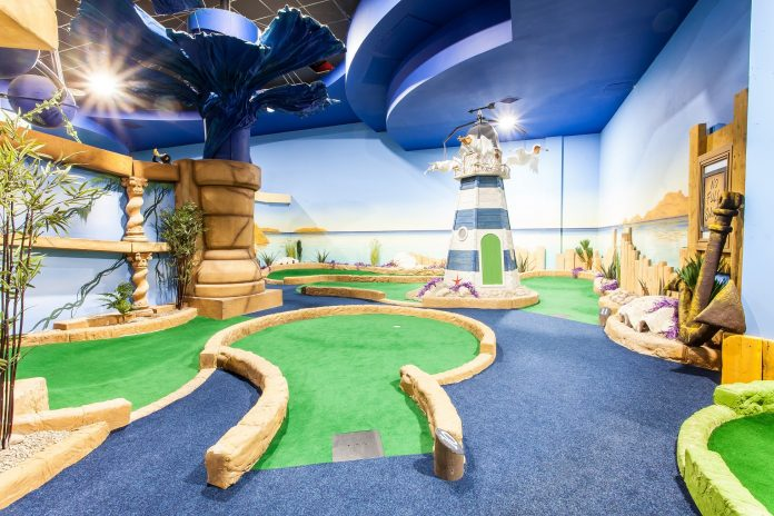 Derby Adventure Island Golf
