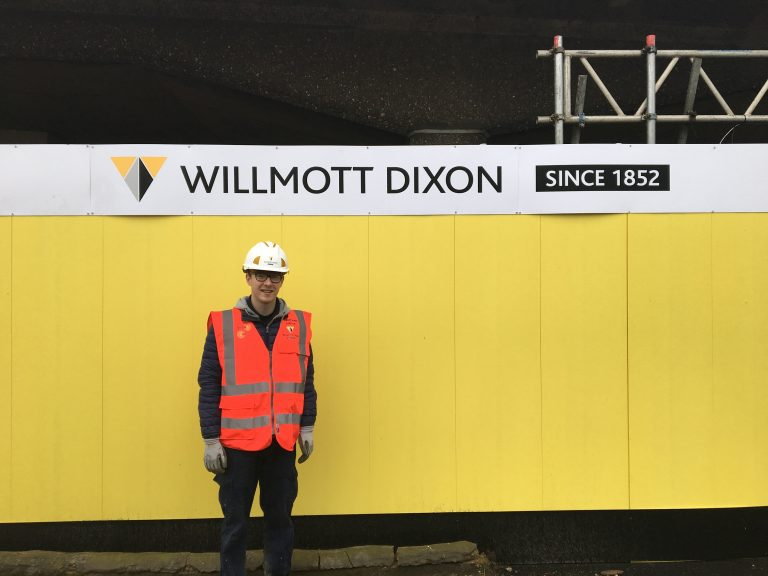 £30m transport hub lays foundations for stronger construction industry