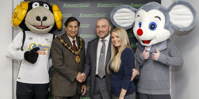 Promise of jobs boost as energy firm opens its doors