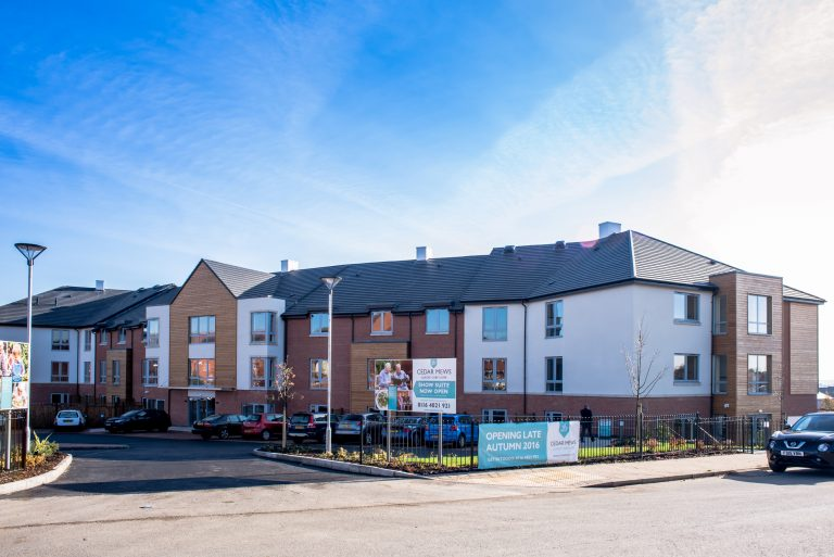 Clegg Construction wins second multi-million pound contract with care home provider