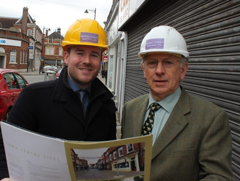 Joint venture company to help regenerate Lincolnshire town
