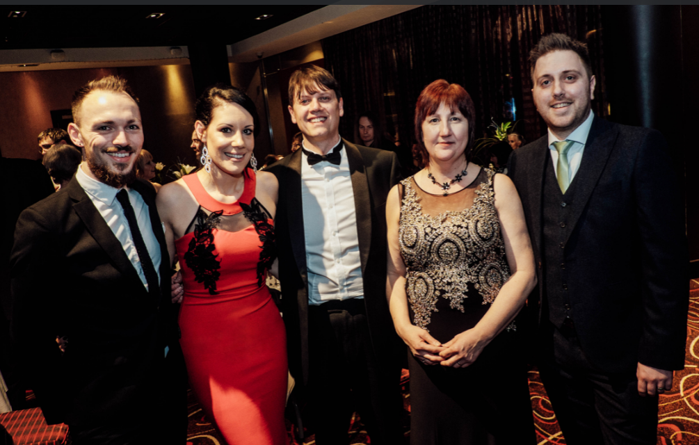 Black tie event raises £3k for Headway - East Midlands ...