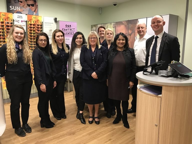 Eyes on the prize as Derbyshire opticians expands into Nottingham