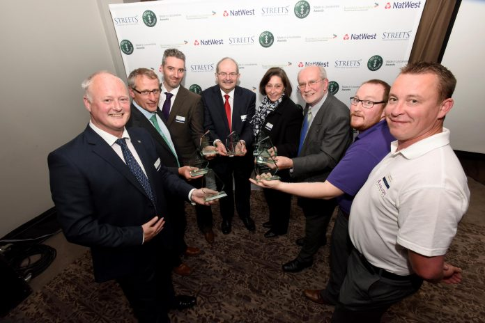 Finalists named for 2017 Made in Lincolnshire Awards