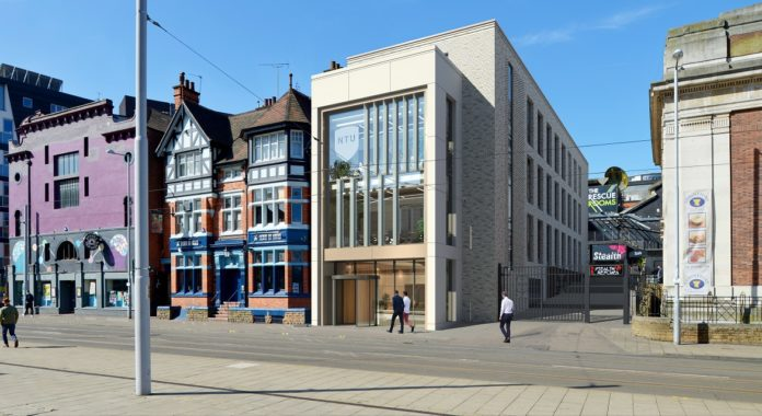 Demolished City eyesore gets green light as office and education centre plans revised