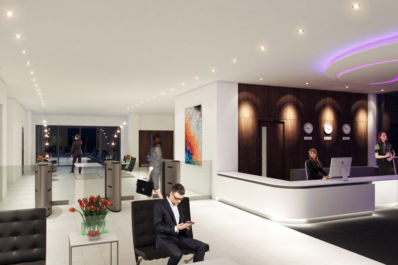 Surge of energy as Overbury begins Northants fit out for Opus