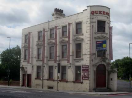 Disused railway hotel earmarked for office development