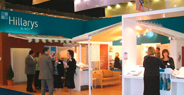 Exhibition Stand Builders Nottingham : The nottingham business that started in a garage and grew