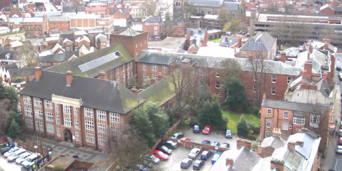 Major mixed-use scheme for Derby