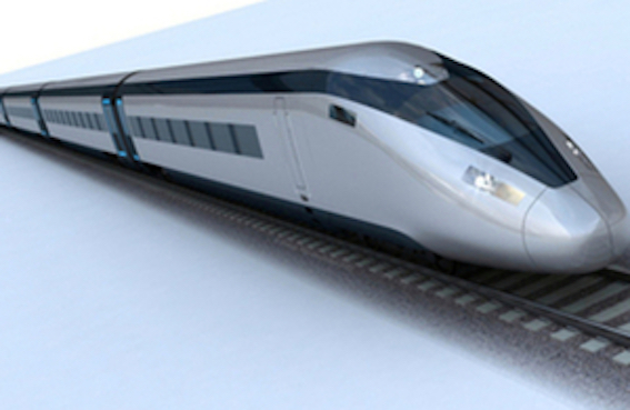 Chinese are shortlisted to operate HS2 railway