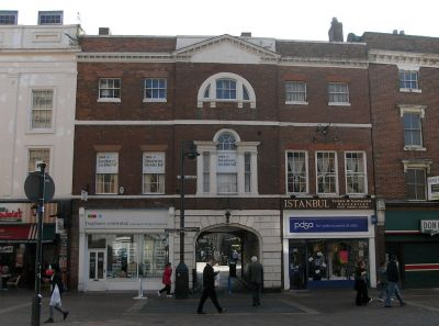 Plans for studio apartments in grade II-listed property submitted