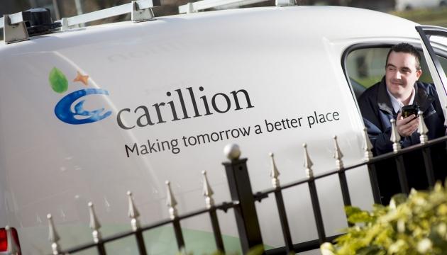 Carillion CEO steps down after shares crash