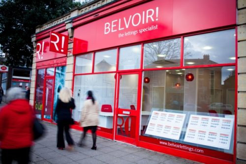 """First half results ahead of expectations at Belvoir following """"substantial revenue growth"""""""