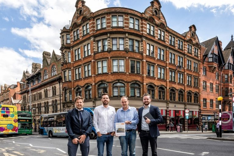 Upper Parliament Street redevelopment highly commended