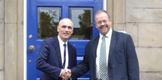 Local MP marks opening of IP firm's new Derby office