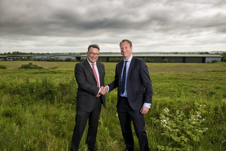 Mattioli Woods and Rotherhill join forces on 14 acre industrial opportunity in Leicester.