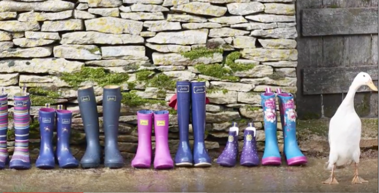 Joules names new CFO