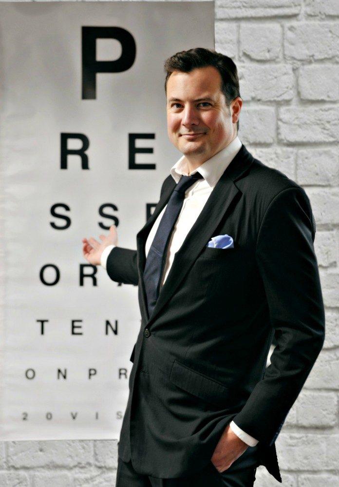Greg Simpson founder of Press for Attention PR and Enterprise Nation Champion for Nottingham.
