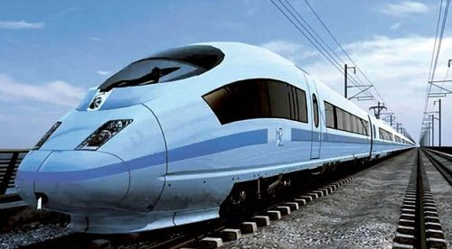 Shortlist announced for companies to create HS2 trains""