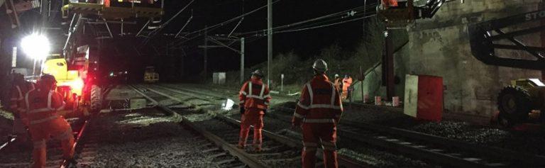 Stellar performance by Derby rail services firm