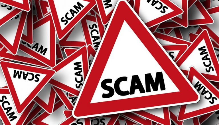 Businesses warned to be alert to scamming attacks