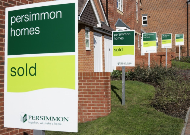 United Kingdom builder Persimmon posts 30% first-half profit rise