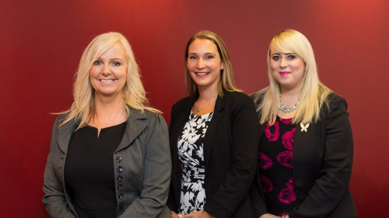 Hat-trick of promotions at Lincoln solicitors