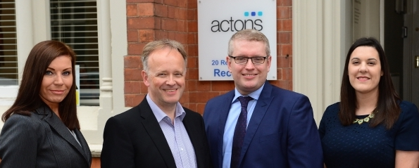Nottingham law firm extends property service with three new lawyers
