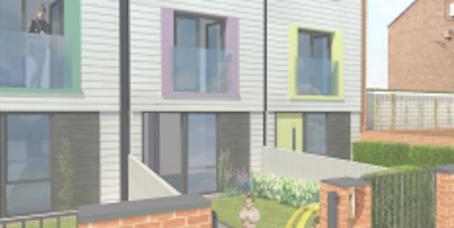 Nottingham city homes to pilot revolutionary housing scheme