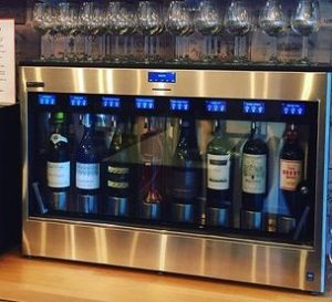Nottingham wine bar with automatic dispensing machines gets green light