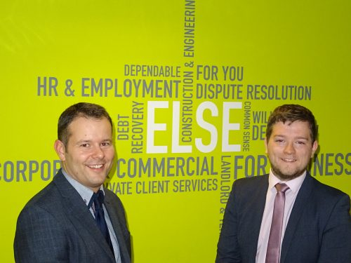Burton on Trent law firm expands corporate and commercial team