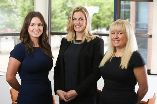 Three new solicitors at Nottingham law firm
