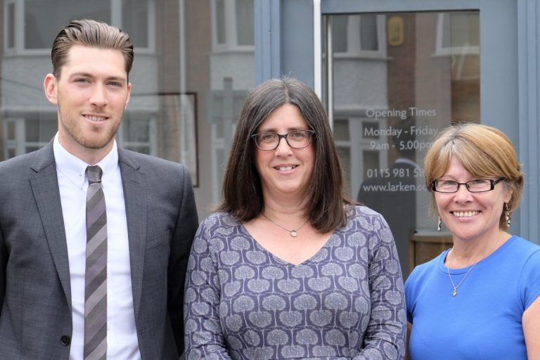 Nottingham law firm expands team with two new appointments
