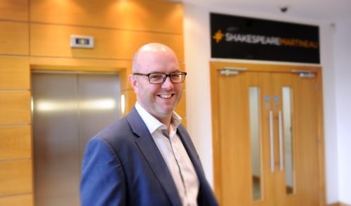 New head of dispute resolution at Shakespeare Martineau's Nottingham office