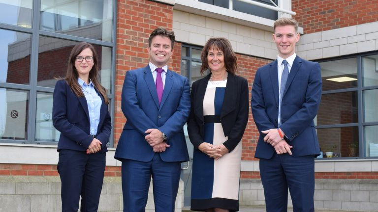 Andrew & Co Solicitors welcomes new additions to commercial and corporate team