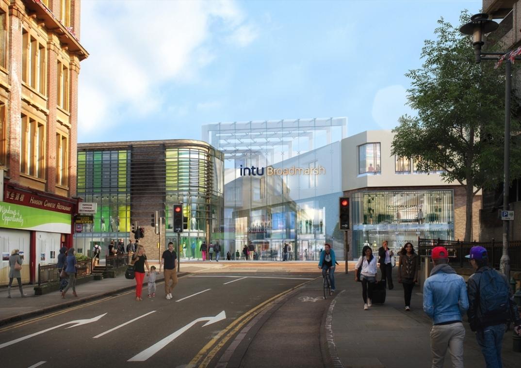 Hammerson to buy Intu creating £21bn retail developer