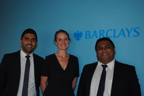 Barclays grows its Leicestershire Business Banking team
