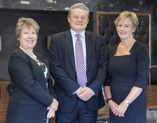 Leicester bank welcomes three directors to the board