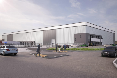 Logistics provider confirms move to 70,000 sq ft Derby site