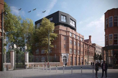 Plans revealed for transformation of Leicester Mill