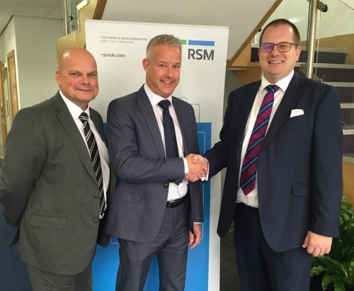 New Business Development Director for RSM